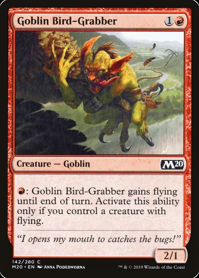 Goblin Bird-Grabber [M20]