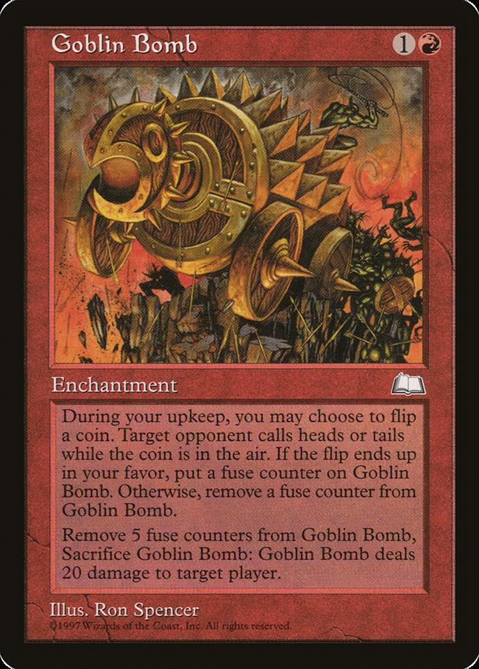 Goblin Bomb [WL]