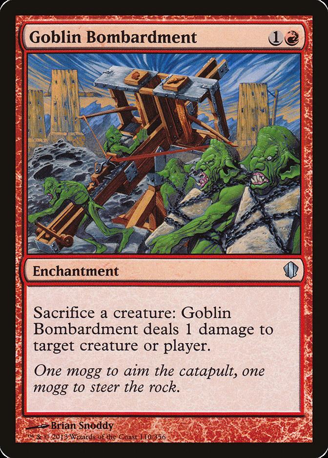 Goblin Bombardment [C13] (F)