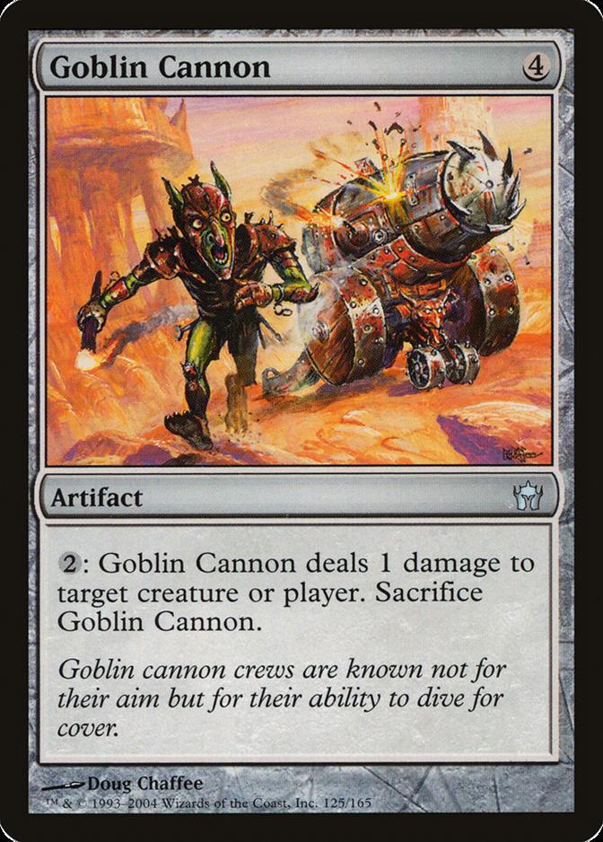Goblin Cannon [5DN]