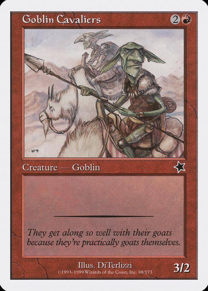 Goblin Cavaliers [S99]