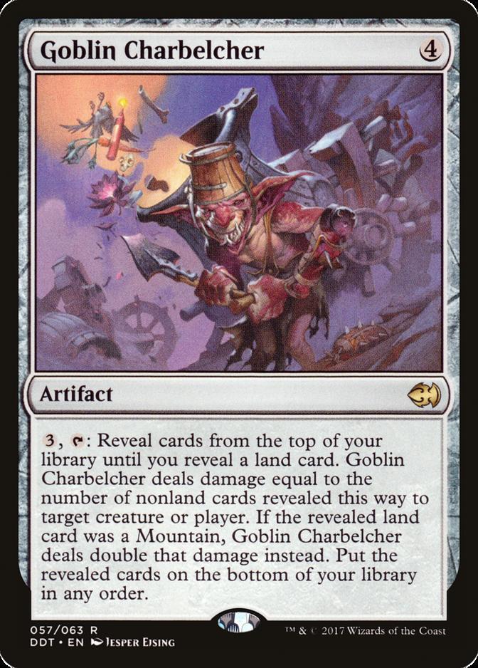 Goblin Charbelcher [DDT]