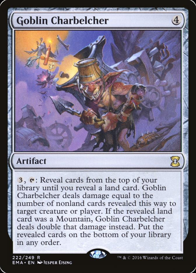 Goblin Charbelcher [EMA]