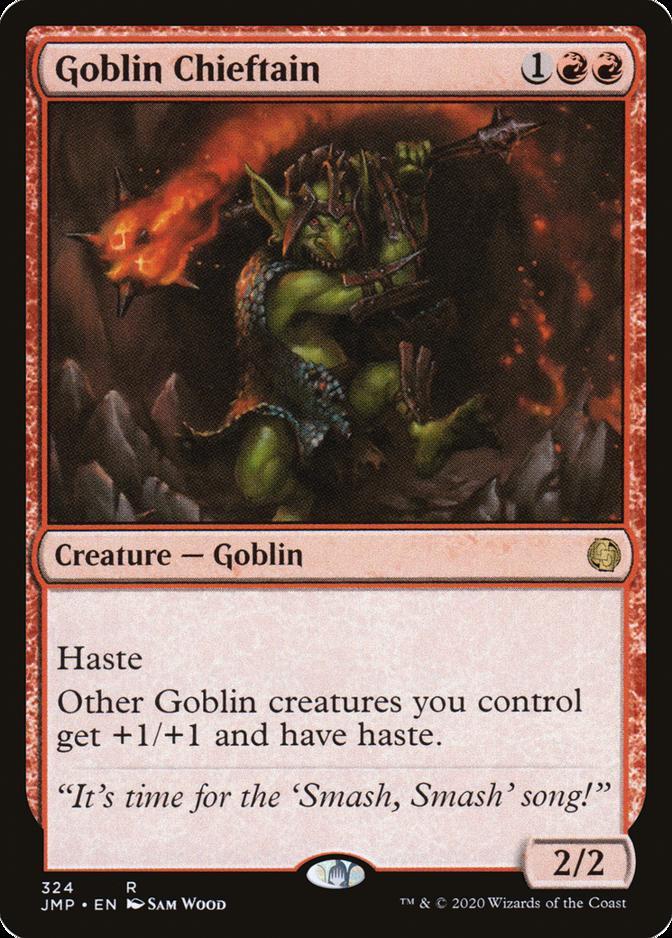 Goblin Chieftain [JMP]