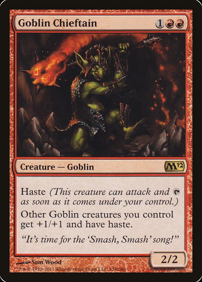 Goblin Chieftain [M12]