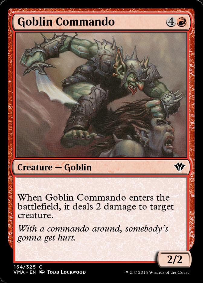 Goblin Commando [VMA] (F)