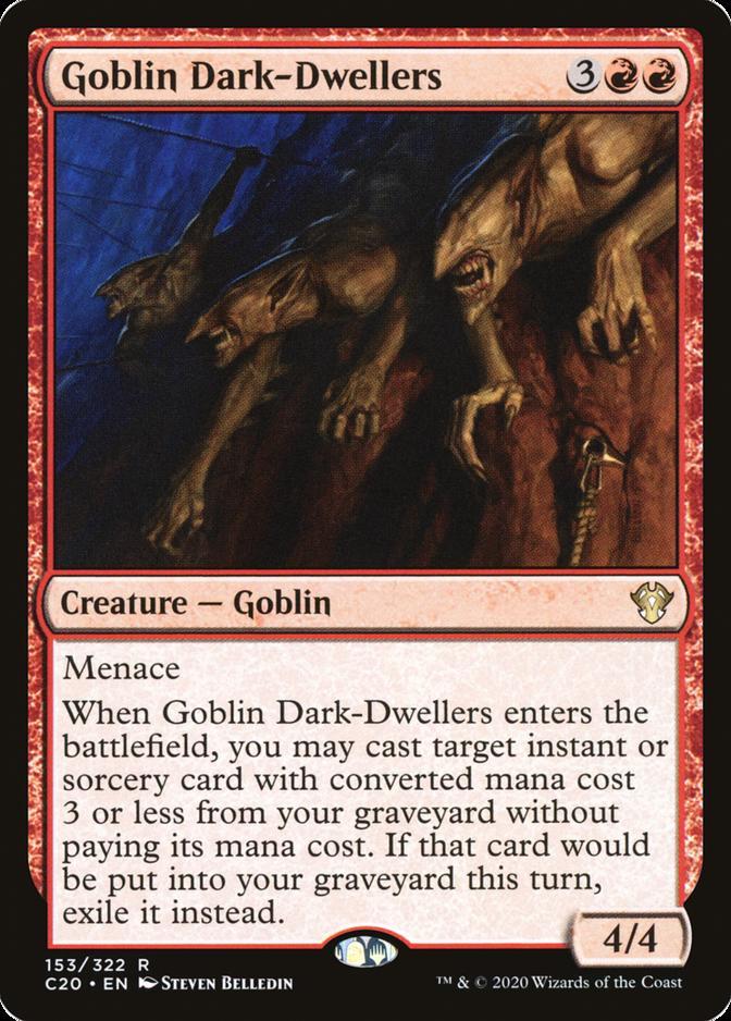 Goblin Dark-Dwellers [C20]