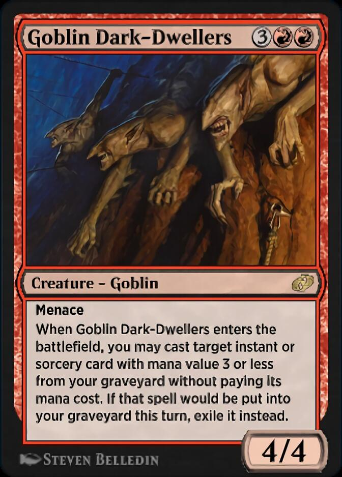 Goblin Dark-Dwellers [J21]