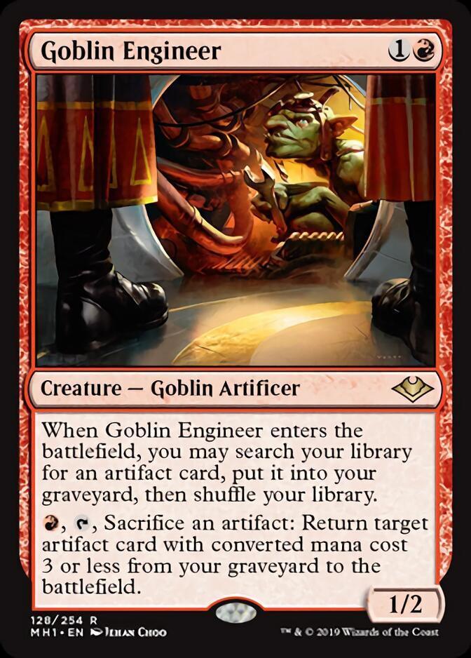 Goblin Engineer [J21]