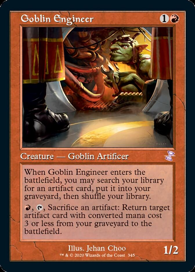 Goblin Engineer <timeshifted> [TSR]