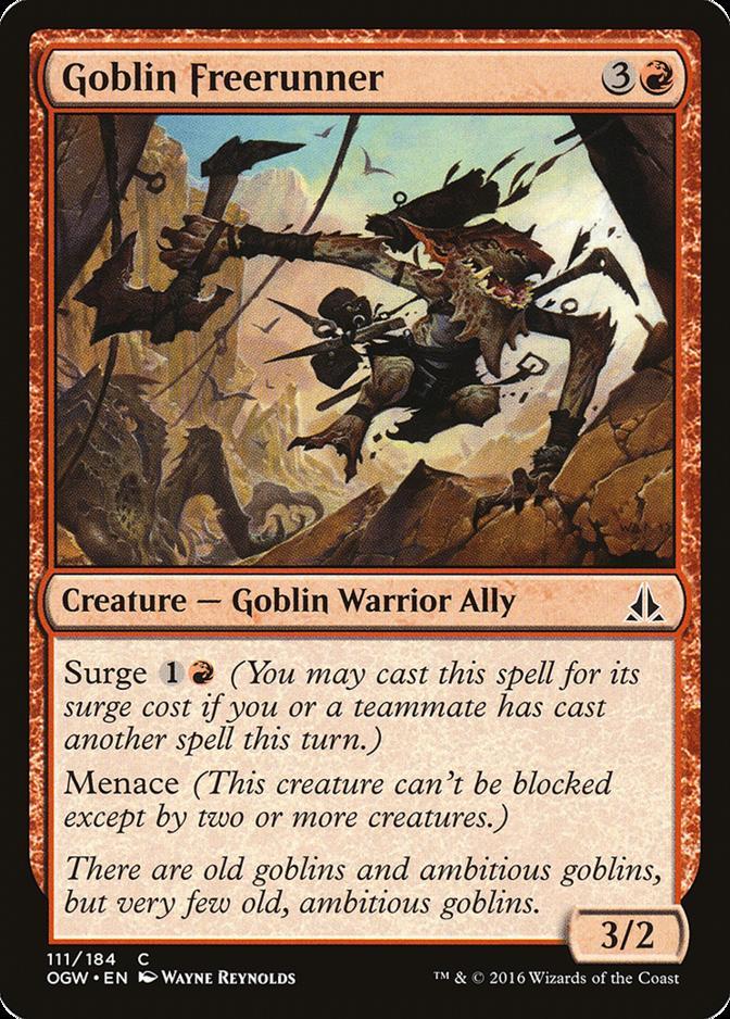 Goblin Freerunner [OGW] (F)