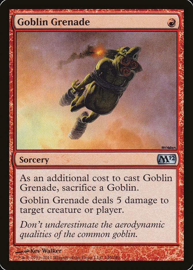 Goblin Grenade [M12]