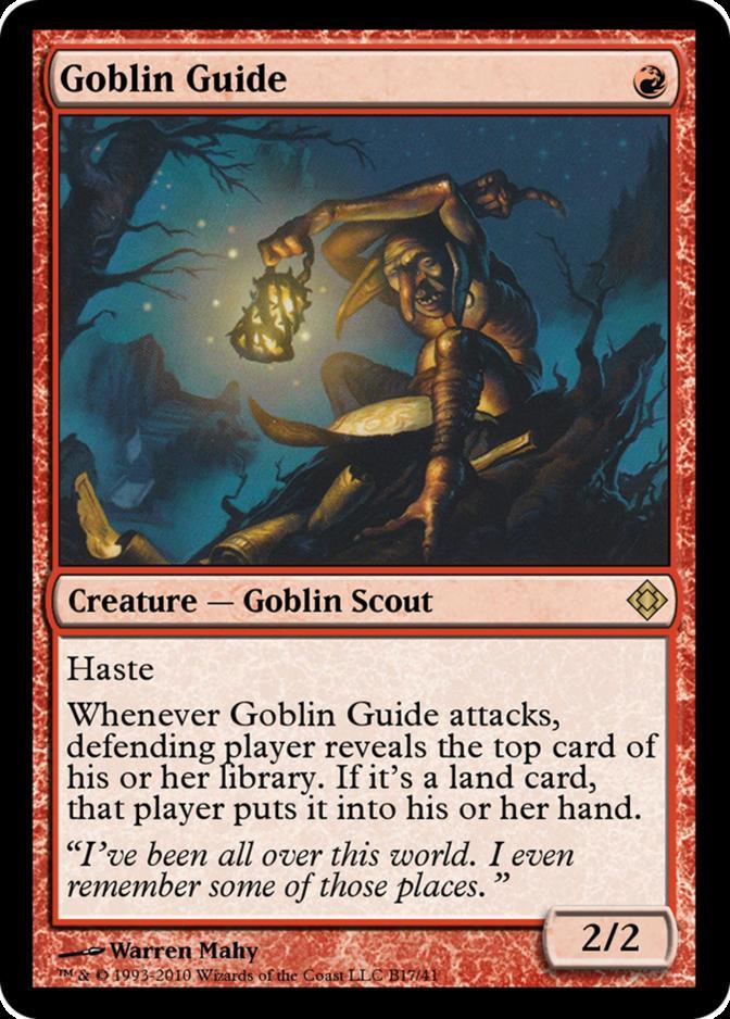 Goblin Guide [TD0]