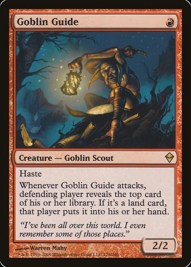 Goblin Guide [ZEN] (F)