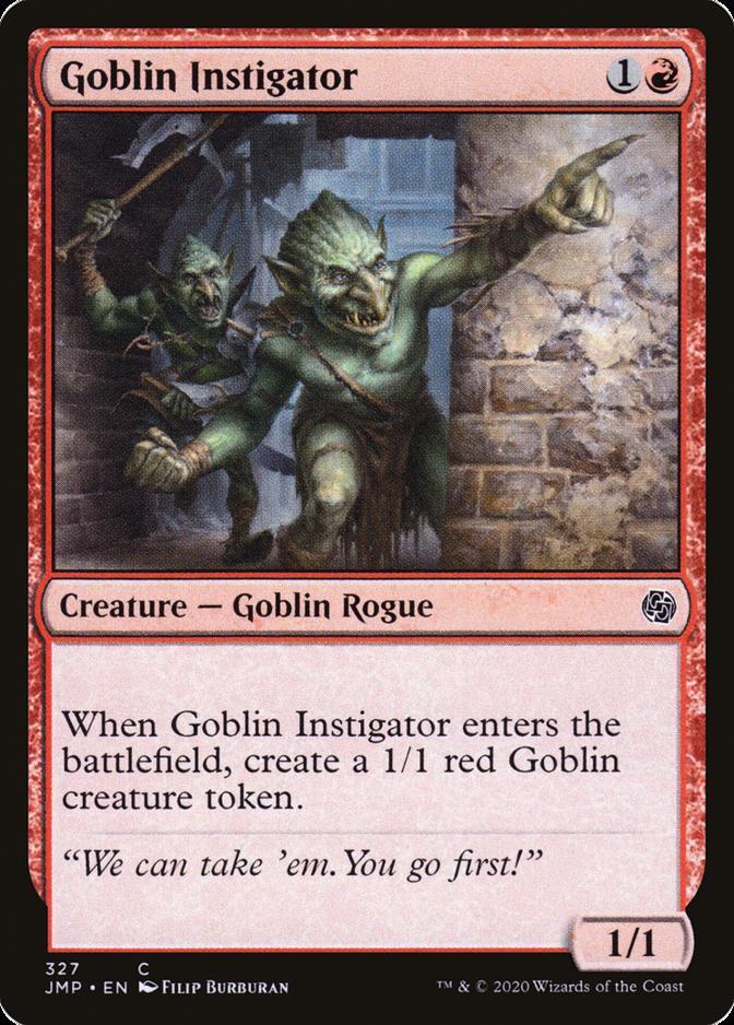 Goblin Instigator [JMP]