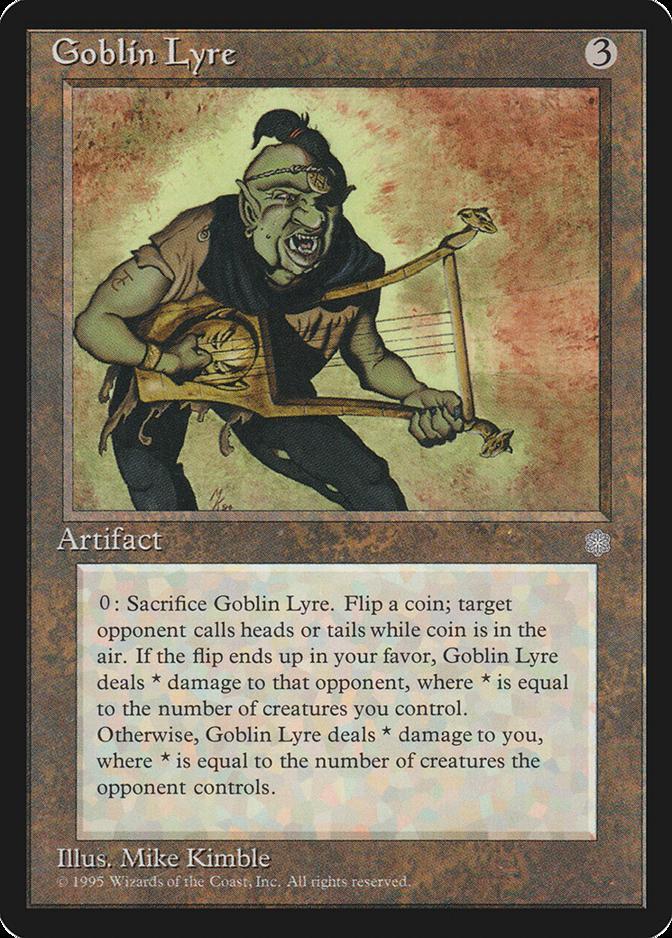 Goblin Lyre [ICE]
