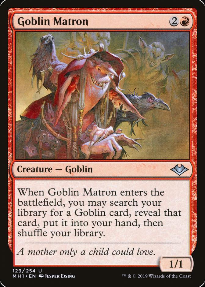 Goblin Matron [MH1]