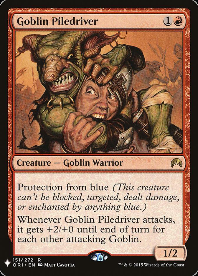 Goblin Piledriver [MB1]