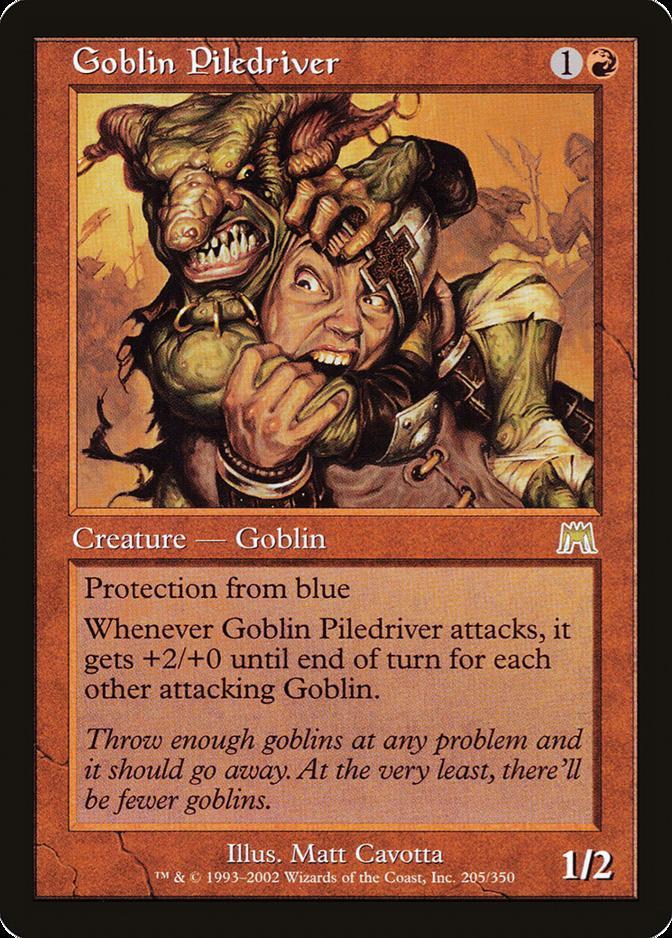 Goblin Piledriver [ONS]