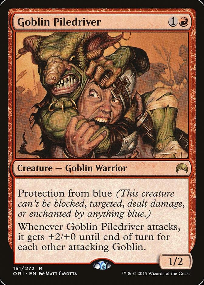 Goblin Piledriver [ORI]