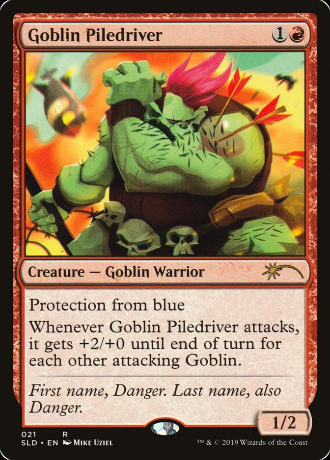 Goblin Piledriver [SLD]