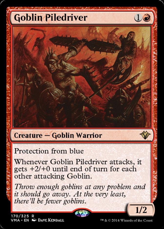 Goblin Piledriver [VMA]