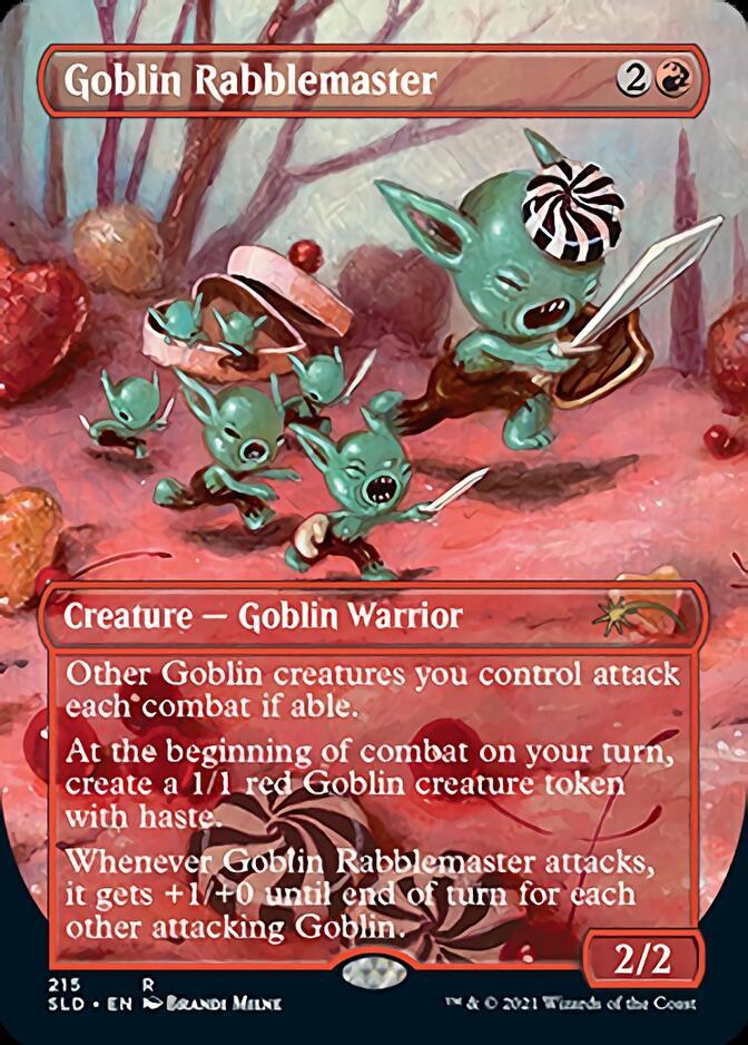 Goblin Rabblemaster [SLD]
