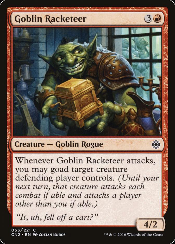 Goblin Racketeer [CN2]