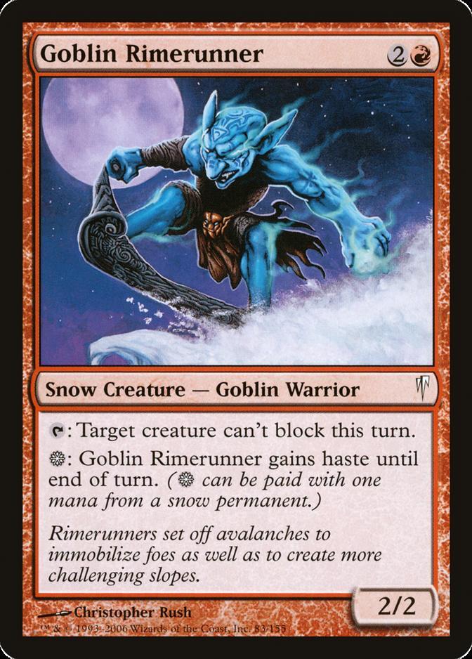 Goblin Rimerunner [CSP]