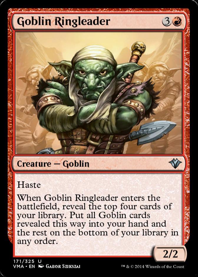 Goblin Ringleader [VMA] (F)