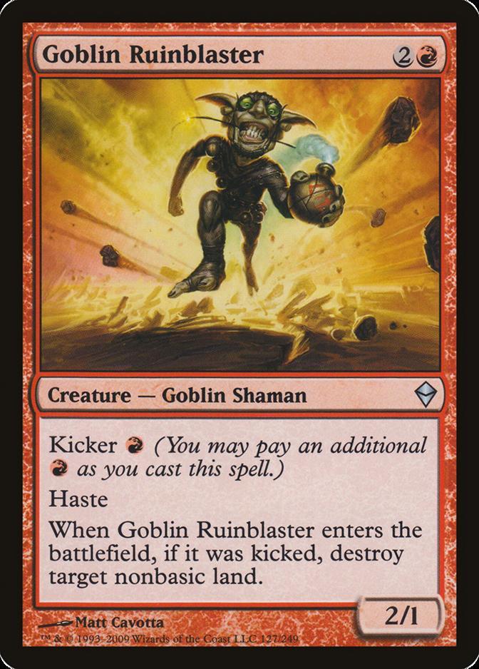 Goblin Ruinblaster [ZEN]