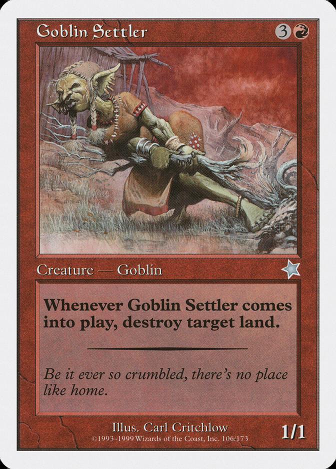 Goblin Settler [S99]