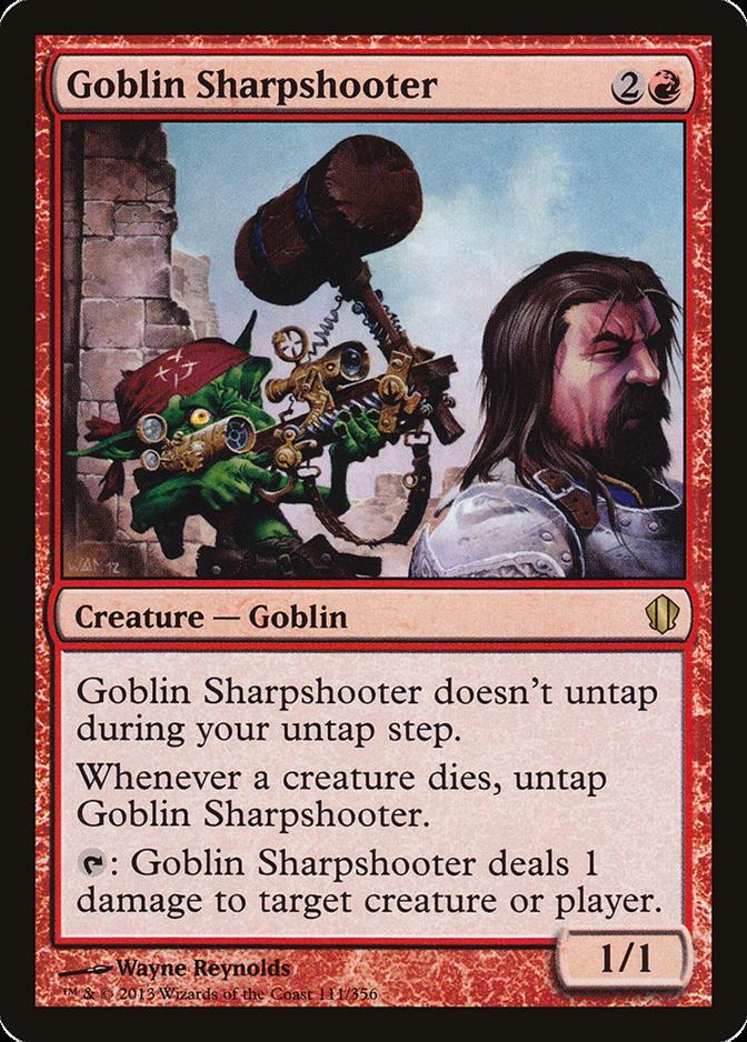 Goblin Sharpshooter [C13]