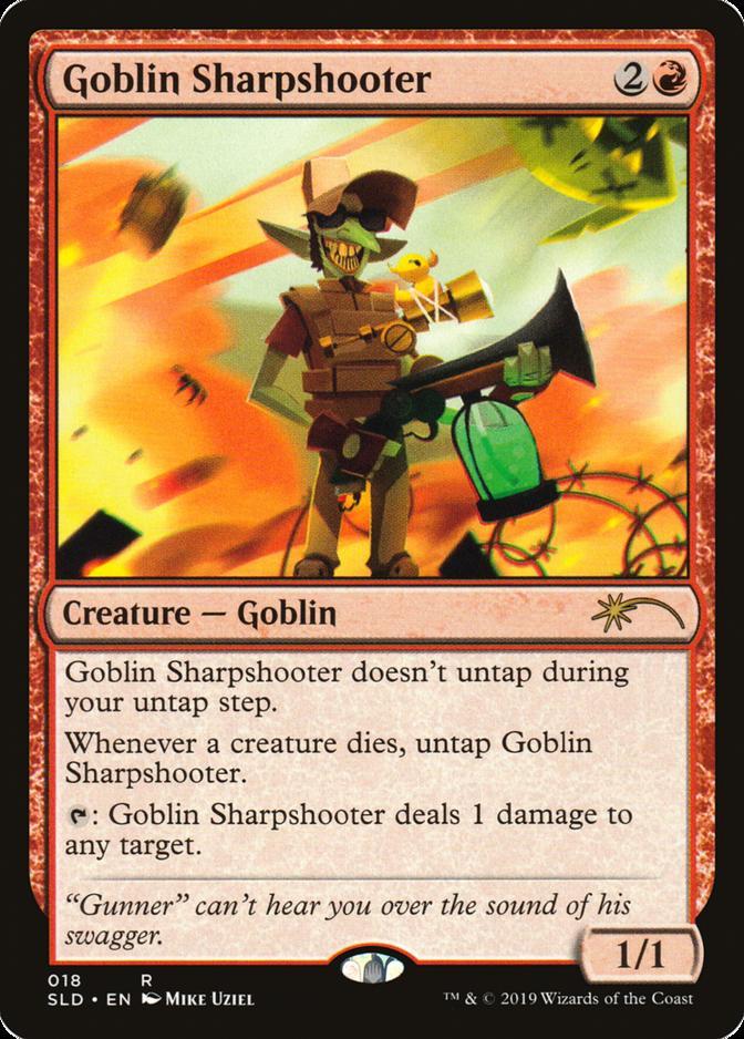 Goblin Sharpshooter [SLD]