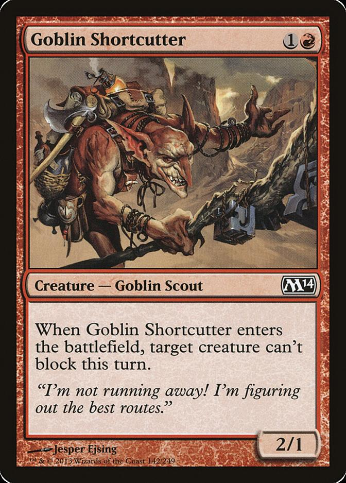 Goblin Shortcutter [M14] (F)