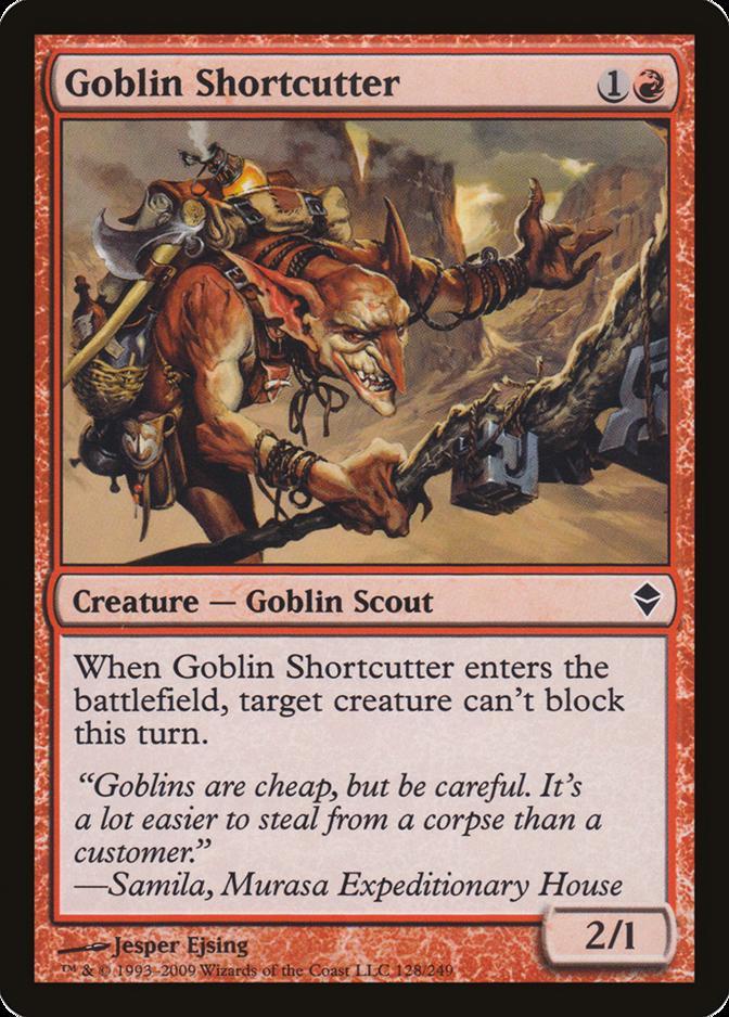Goblin Shortcutter [ZEN]