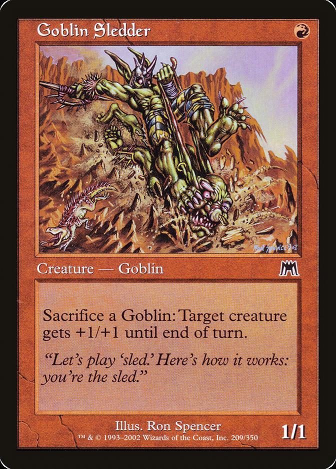 Goblin Sledder [ONS]