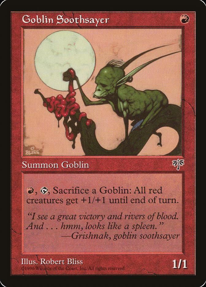 Goblin Soothsayer [MI]