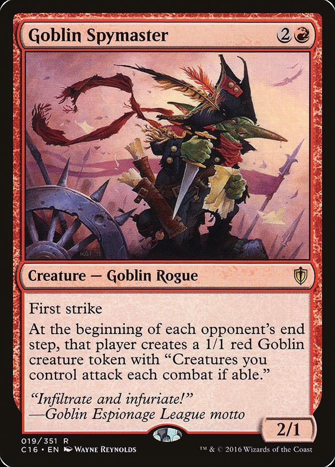 Goblin Spymaster [C16]