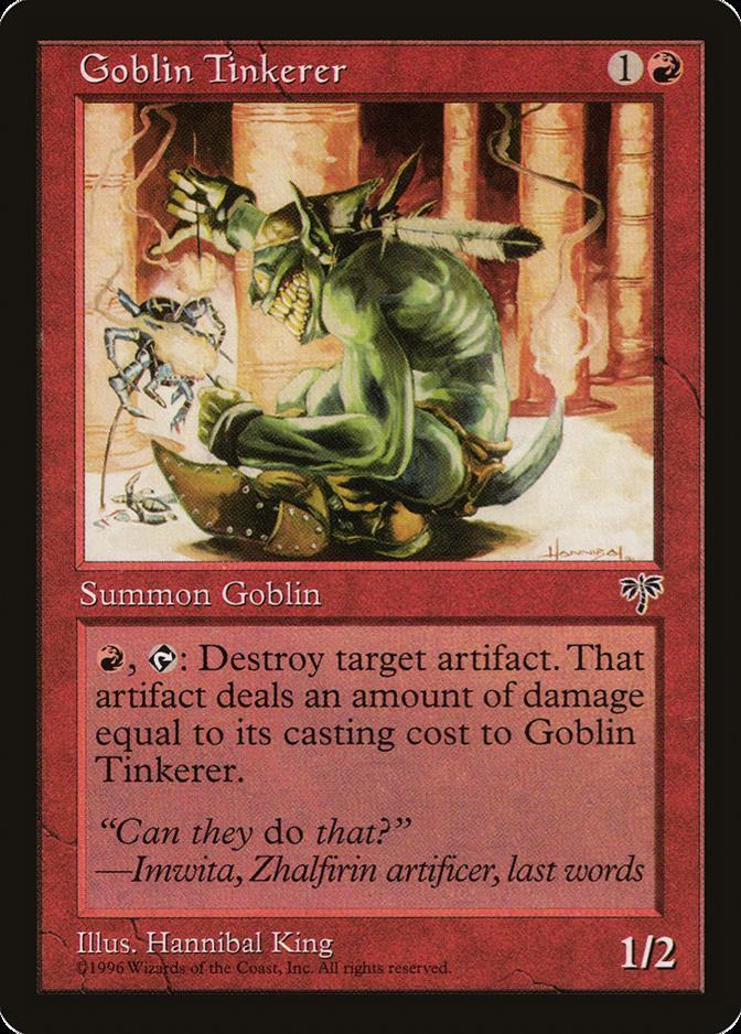 Goblin Tinkerer [MI]