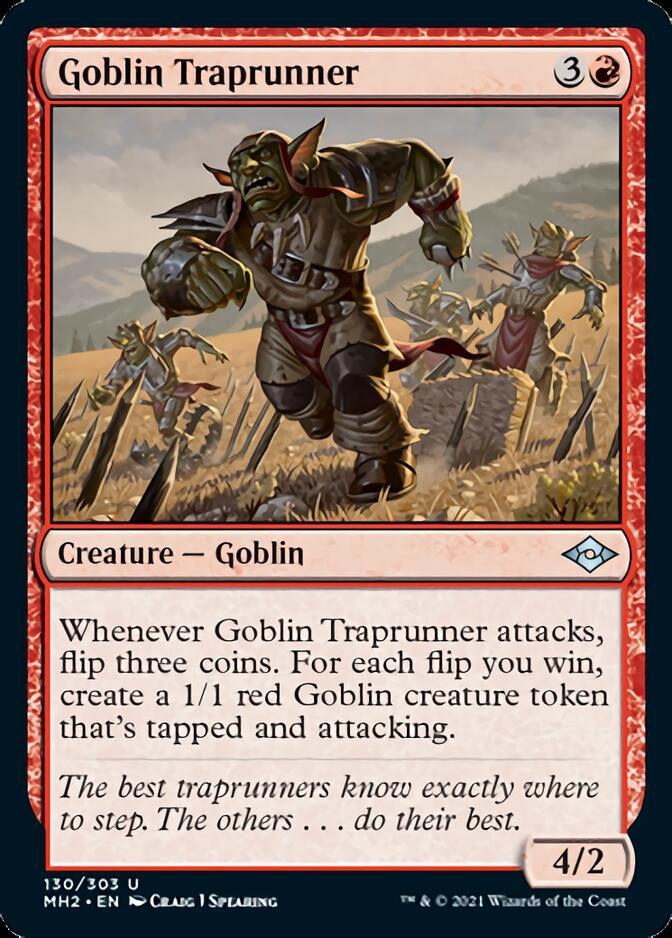 Goblin Traprunner [MH2]
