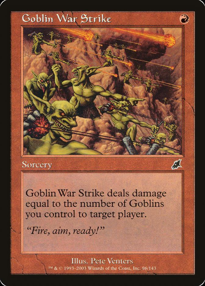 Goblin War Strike [SCG]