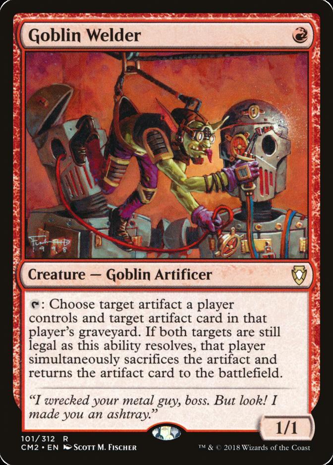 Goblin Welder [CM2]