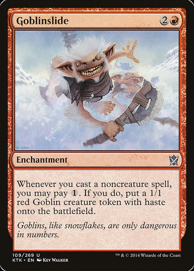 Goblinslide [KTK] (F)
