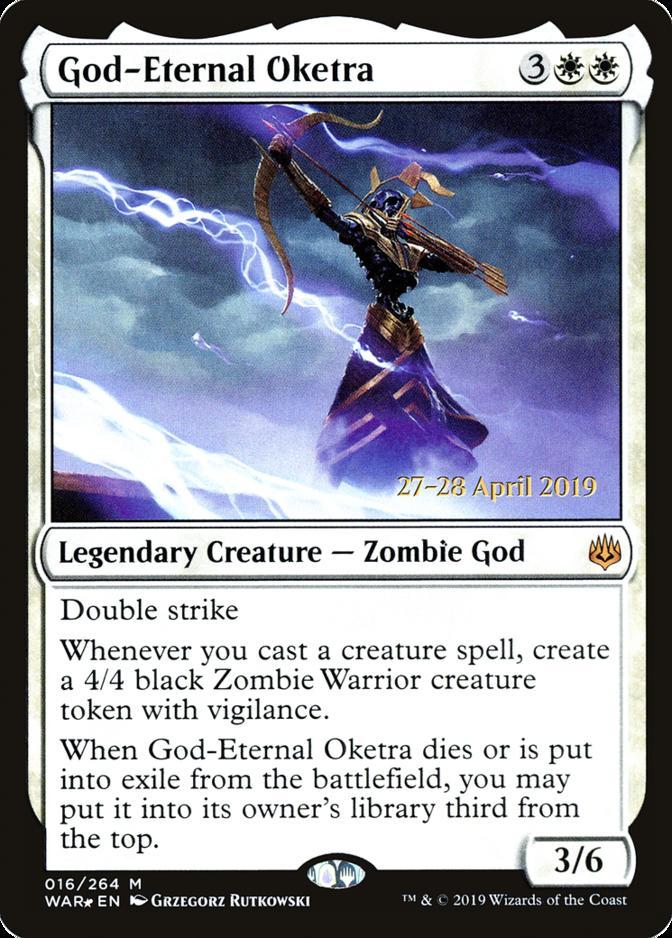 God-Eternal Oketra [PRM-PRE] (F)