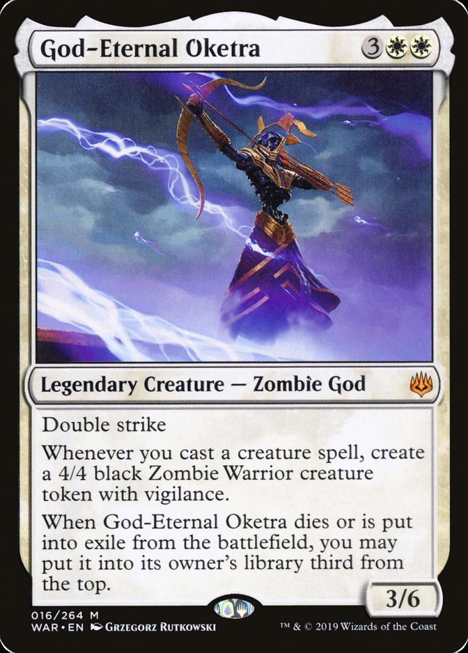 God-Eternal Oketra [WAR]