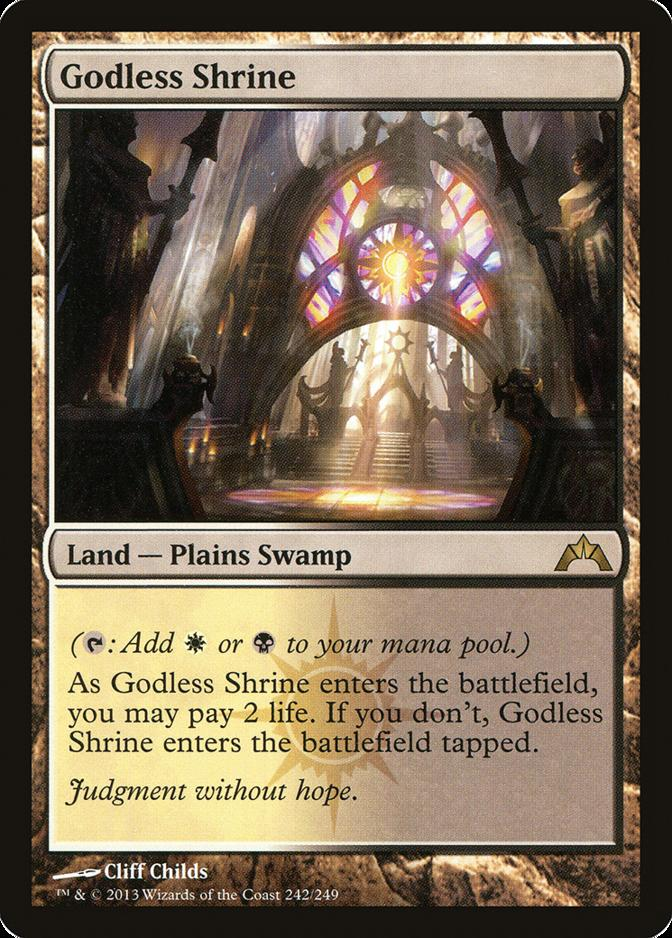 Godless Shrine [GTC]