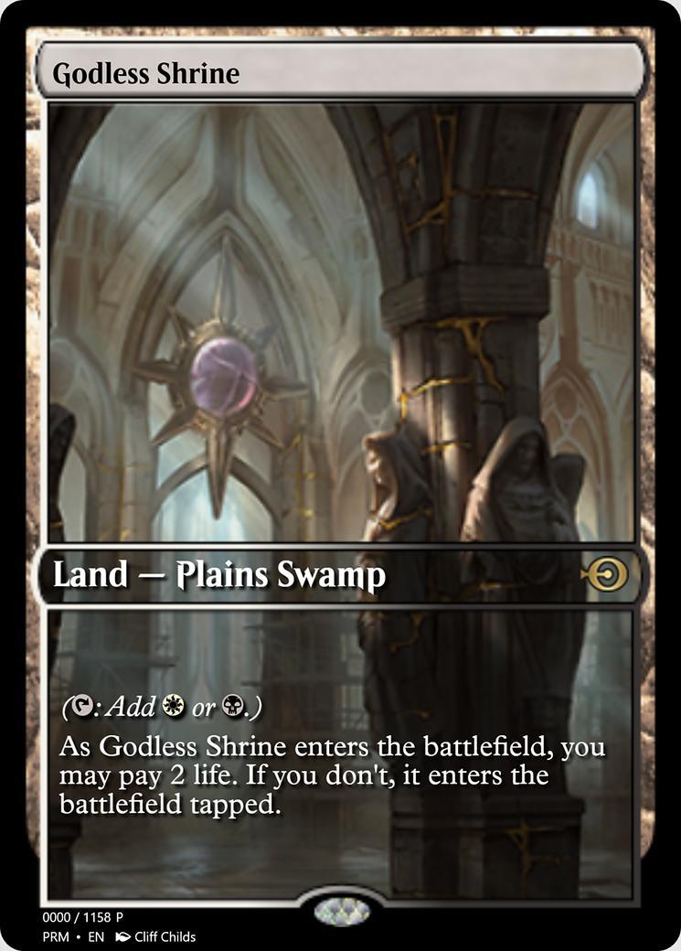 Godless Shrine [PRM] (F)