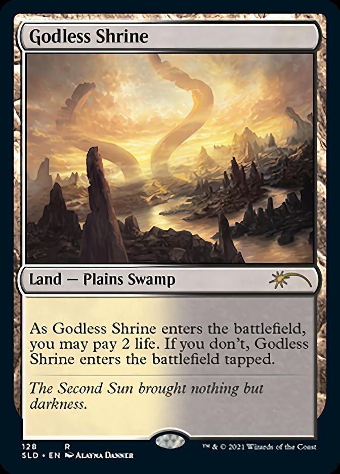Godless Shrine [SLD]