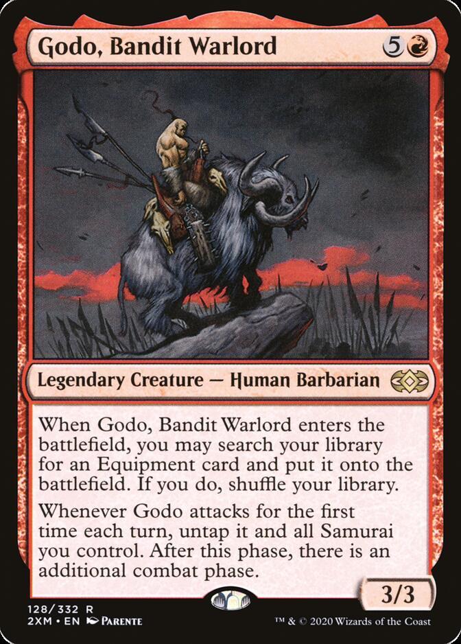 Godo, Bandit Warlord [2XM]
